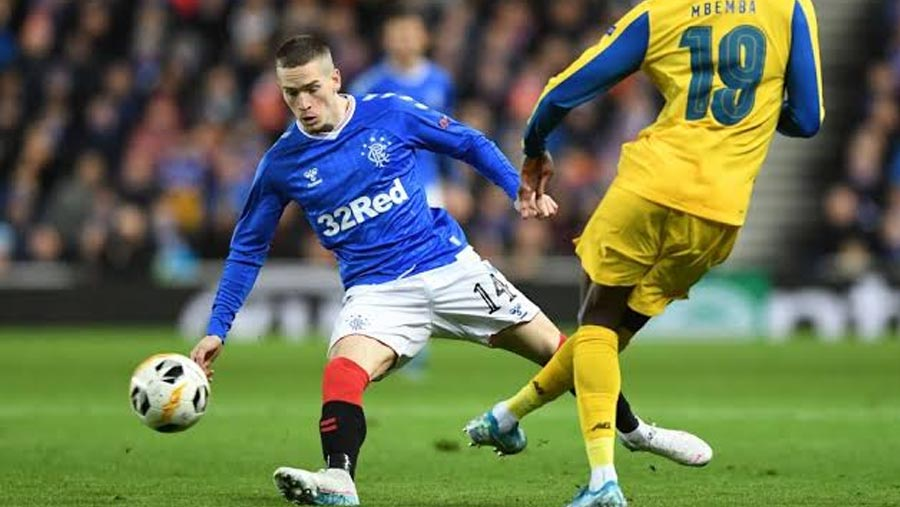 Rangers stun Porto in Europa League
