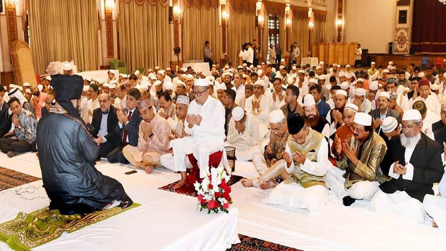 President hosts Doa Mehfil at Bangabhaban