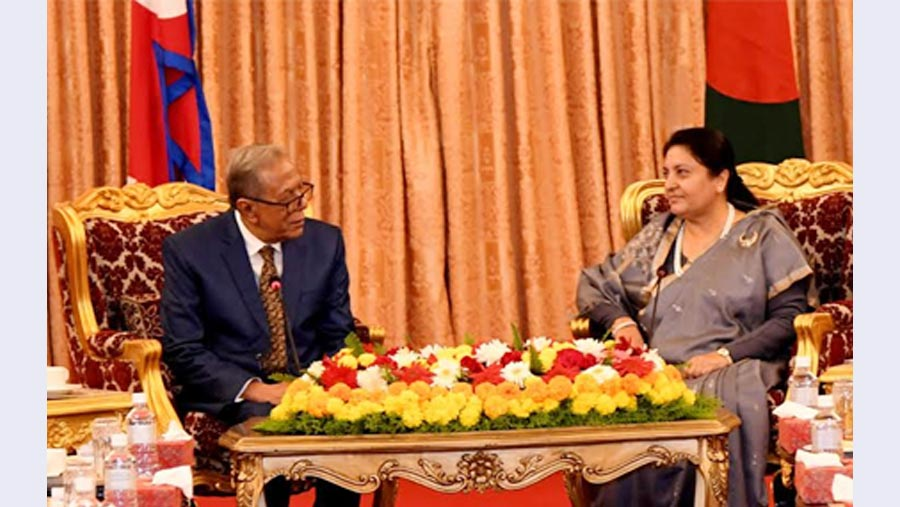 BD and Nepal to work together on climate change issue