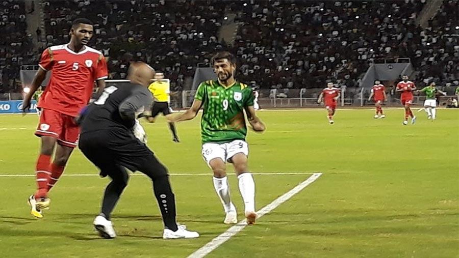 FIFA, AFC Qualifiers: Oman beat BD 4-1