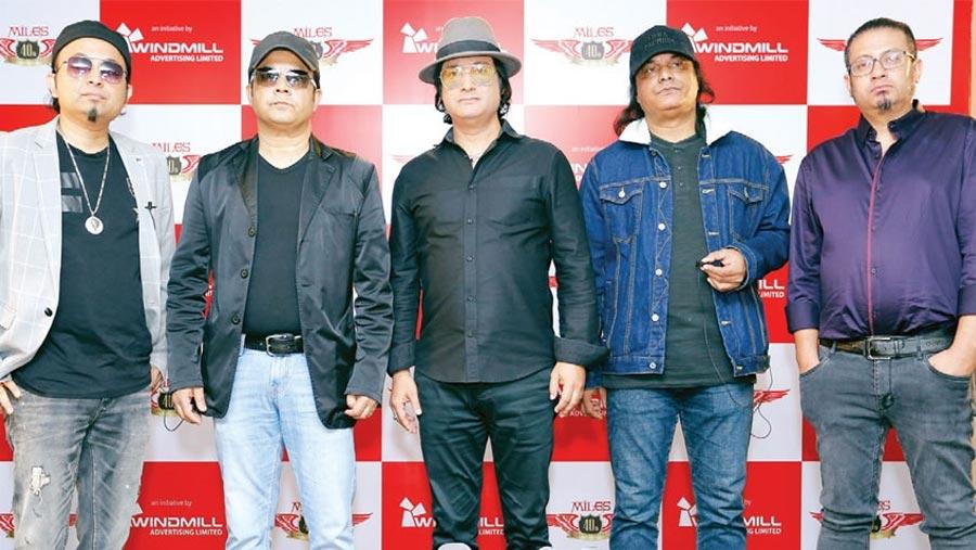 Miles to rock Dhaka on Dec 24