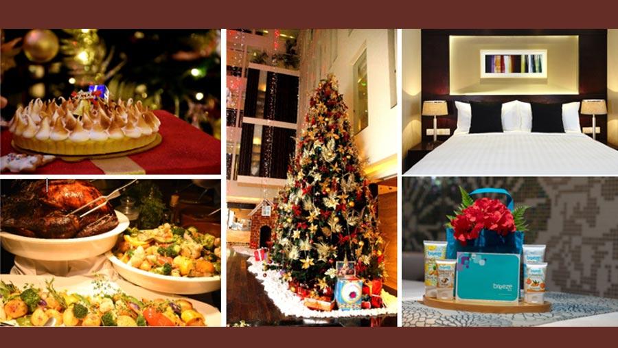 A magical Christmas and New Year festivity at Amari Dhaka