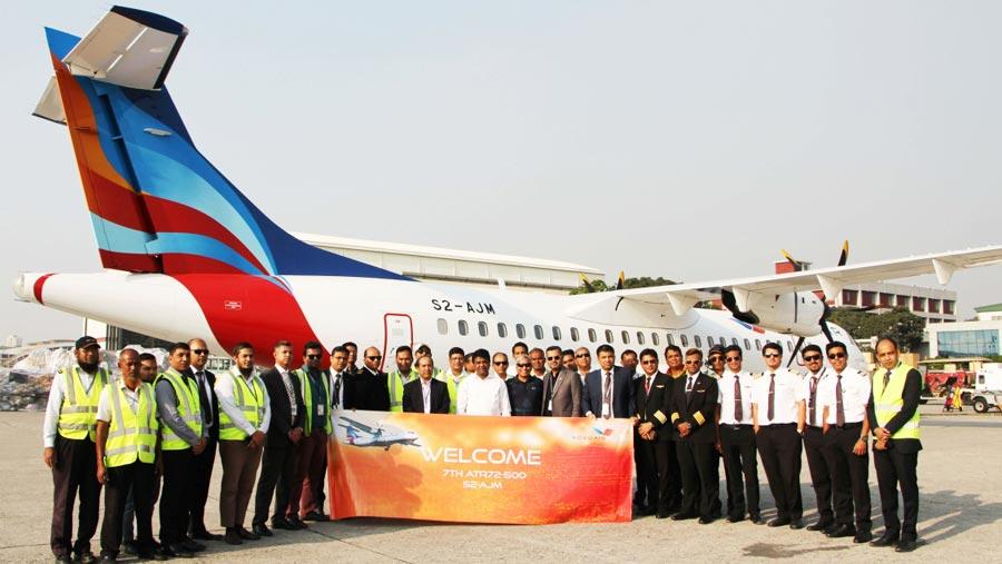 NOVOAIR added 7th aircraft in fleet