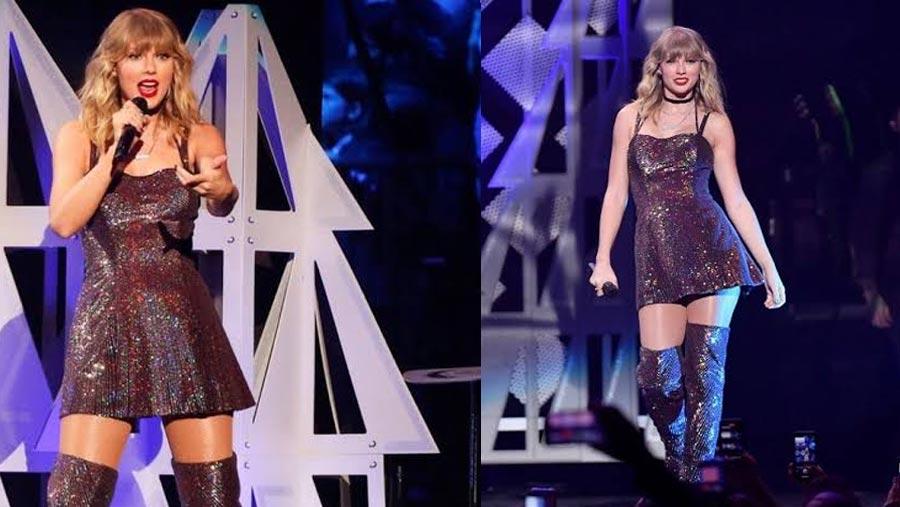 Taylor Swift to headline 2020 Glastonbury festival