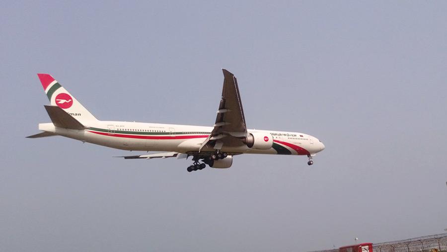 Flight operations resume at Shahjalal Int'l Airport