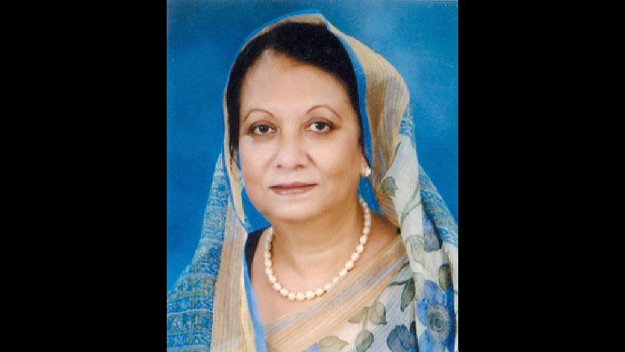 Awami League MP Ismat Ara Sadique passes away