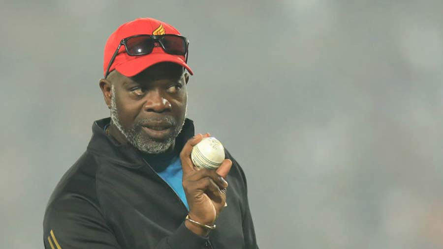Gibson appointed as Tigers' fast bowling coach