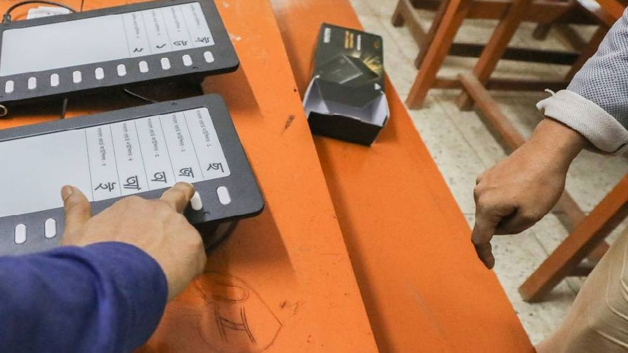 Voting ends in Dhaka city elections