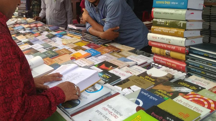 Amar Ekushey book fair to begin on Feb 2