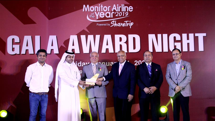 NOVOAIR wins the Domestic Airline of the Year 2019 award