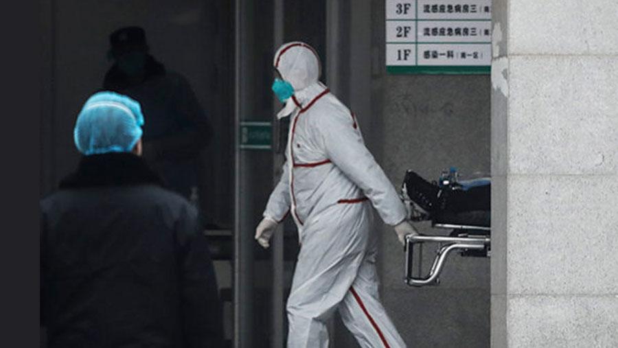 Coronavirus virus death toll rises to 425