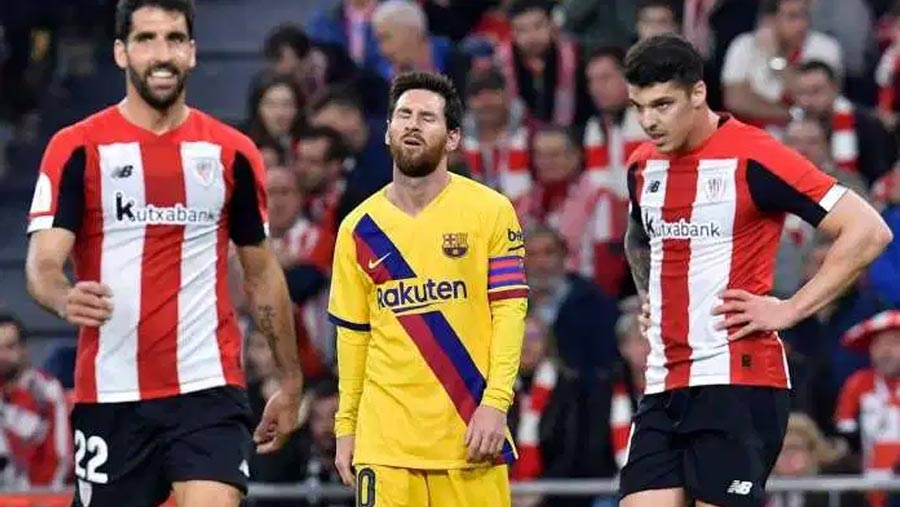 Copa del Rey: Barca knocked out by Bilbao