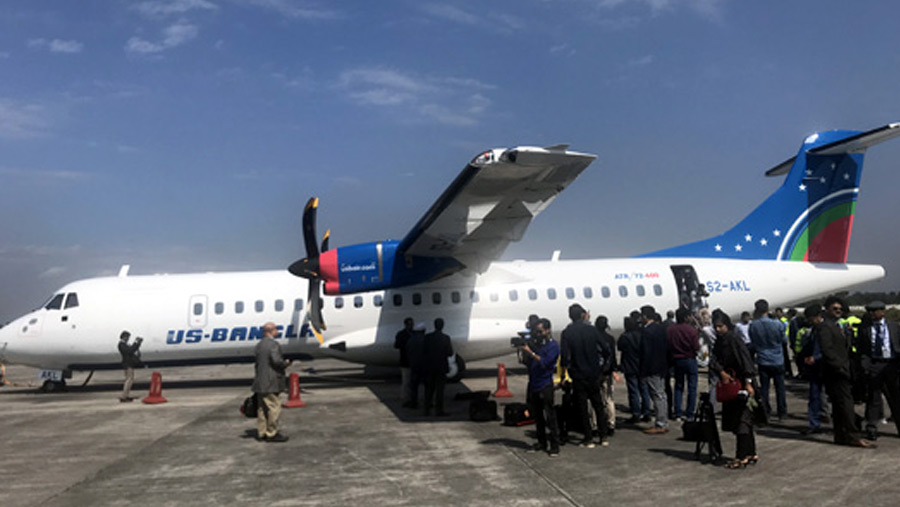 US-Bangla to add four more ATR this year