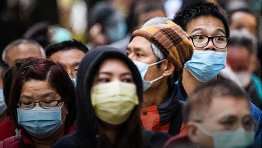 Coronavirus virus death toll passes 1,110