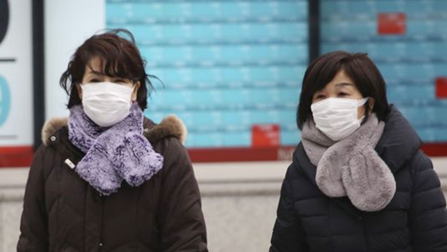China reports fall in new virus cases for third straight day