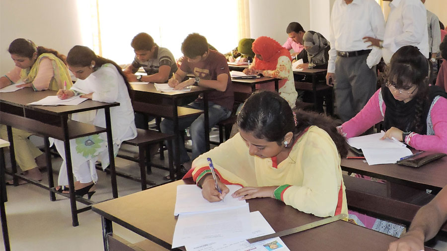 Unified admission test: DU and RU opt out