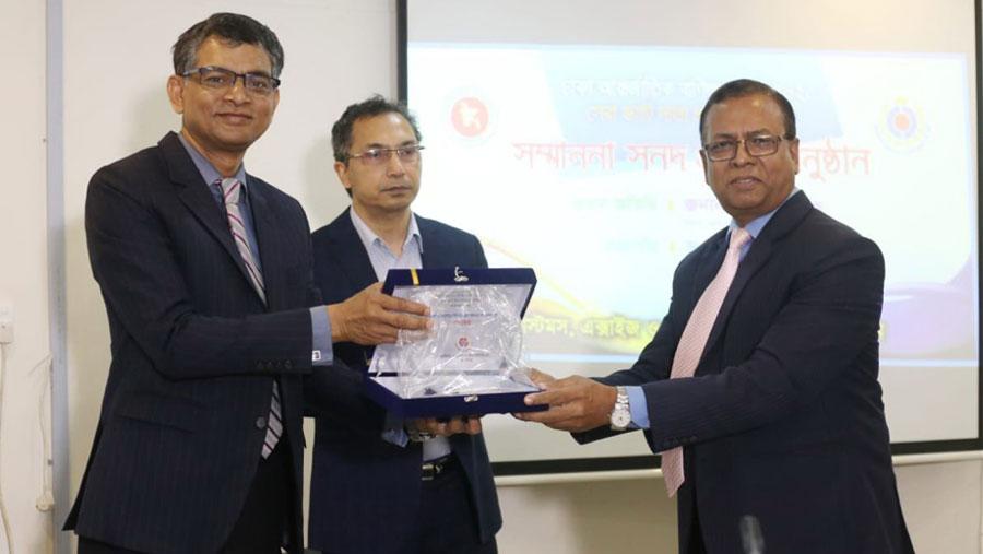 PRAN-RFL's two companies receive top VAT payer award at DITF