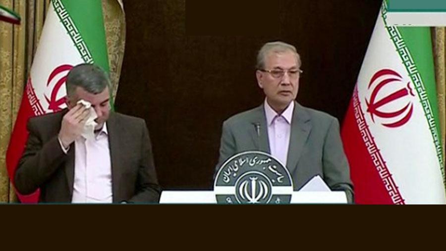Iran's deputy health minister gets coronavirus as outbreak worsens
