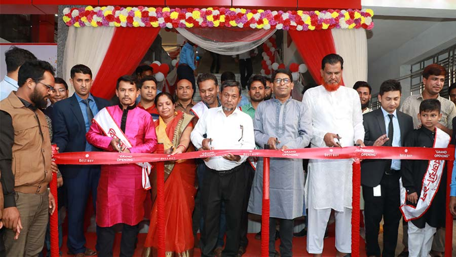 Best Buy opens outlet in Munshiganj
