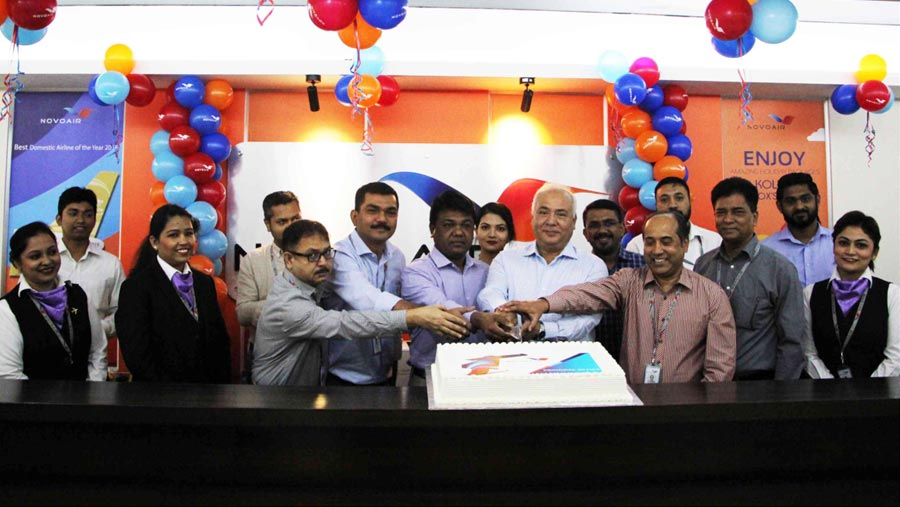 NOVOAIR opens Principal sales office in Banani