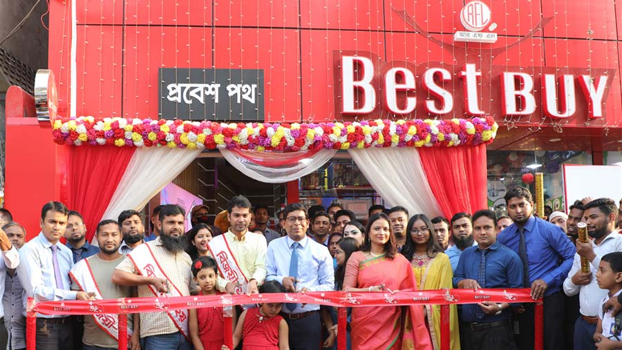 Best Buy opens another outlet in Narayanganj