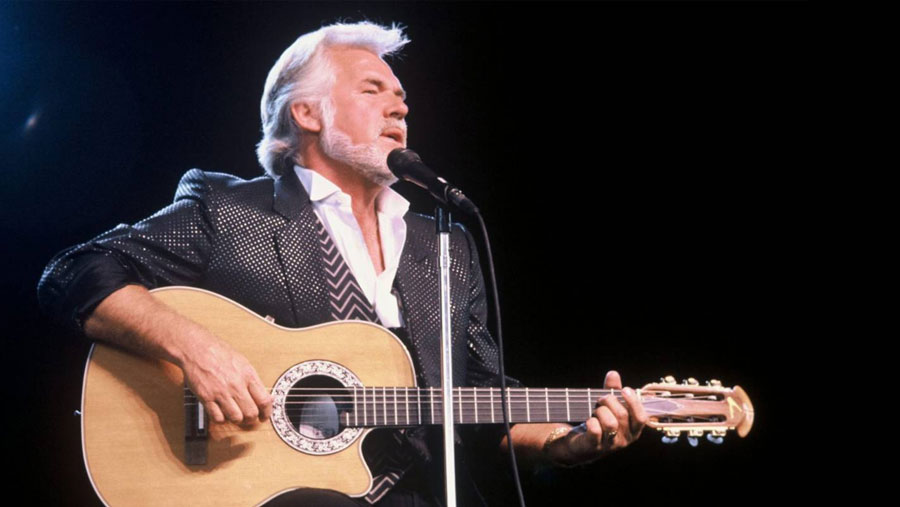 Country music star Kenny Rogers dies aged 81