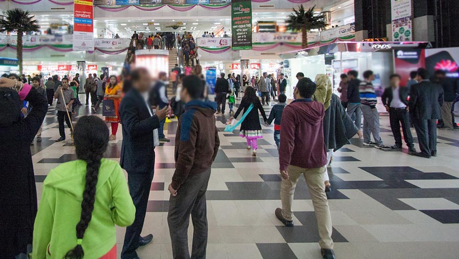 Shops, malls to close from from Mar 25-31