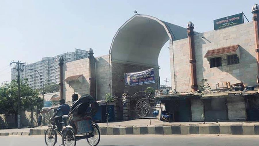 Shopping malls closure extended till Apr 4