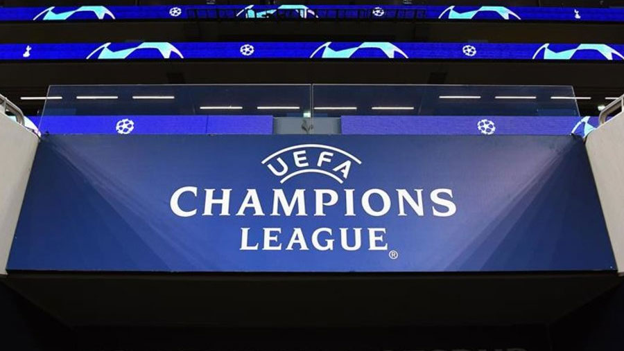 Champions League & Europa League suspended until further notice