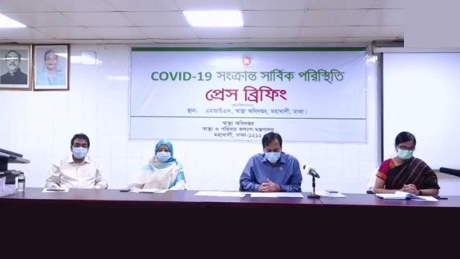 Bangladesh reports 2 more coronavirus deaths, 9 new cases