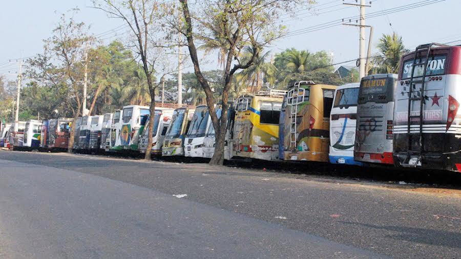 Govt extends public transport ban till Apr 11