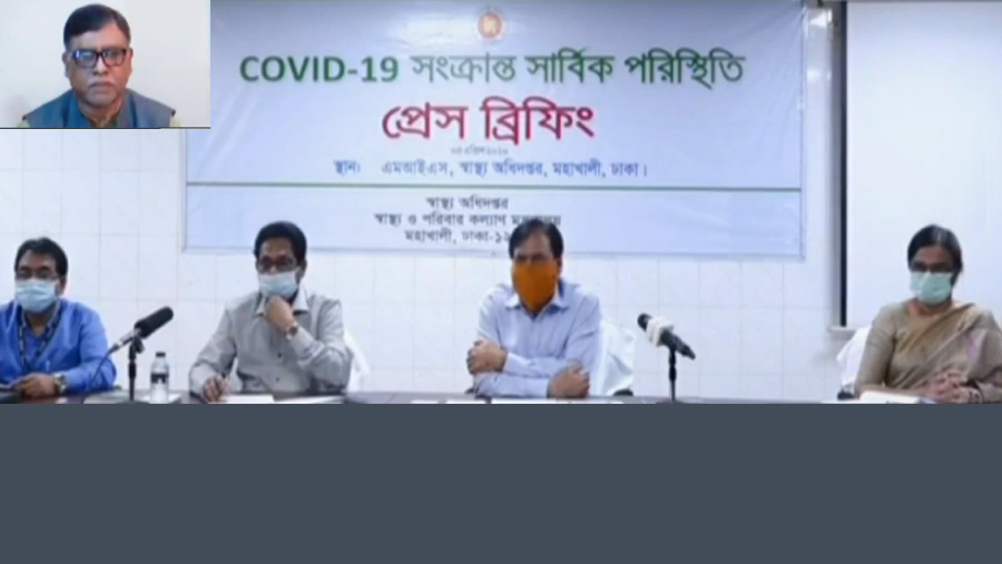 Bangladesh confirms 9th death from Covid-19; 18 new patients detected