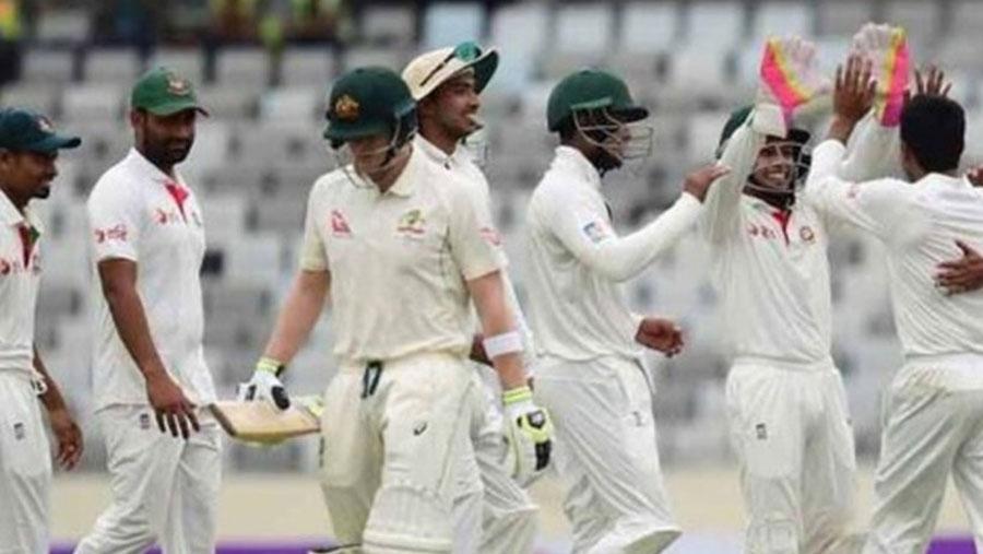 Bangladesh-Australia Test series postponed