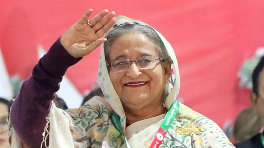 Covid-19: Sheikh Hasina's efforts lauded in Forbes article