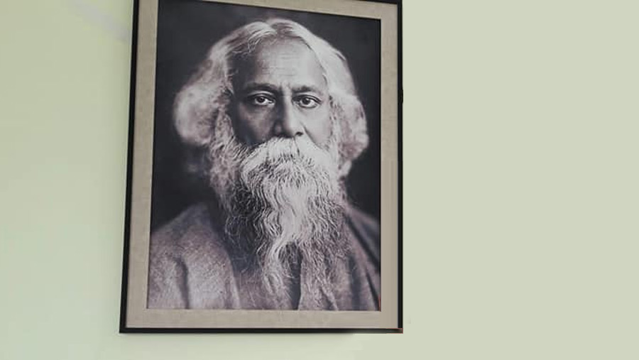 Rabindranath's birth anniversary celebrated digitally
