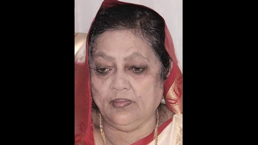 Deputy Speaker's wife Anwara Begum no more