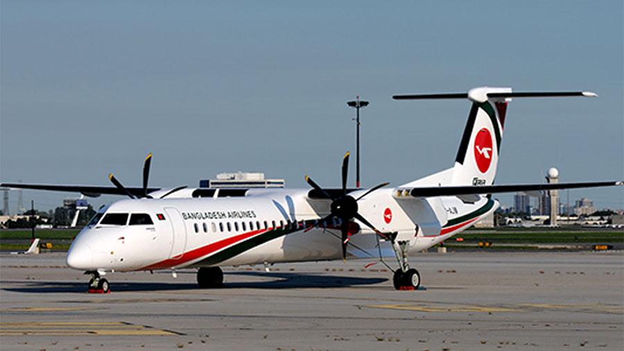 Biman offers chartered domestic flight service
