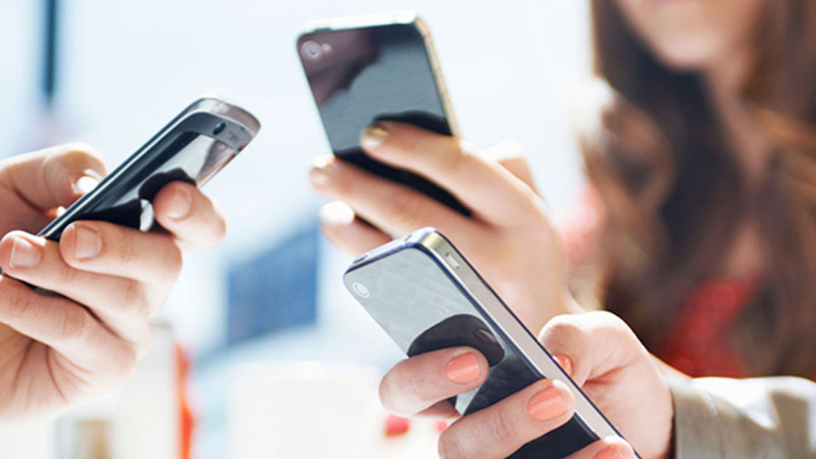 Cost of using mobile phone is on rise