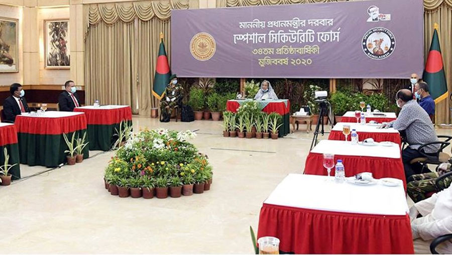 Have confidence Bangladesh won't accept defeat in anything: PM