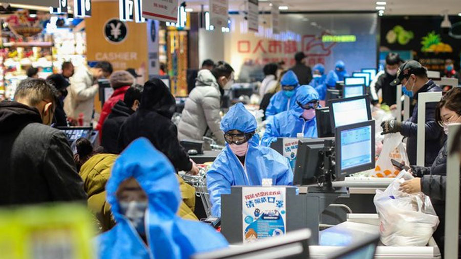 Beijing's epidemic situation under control, says expert