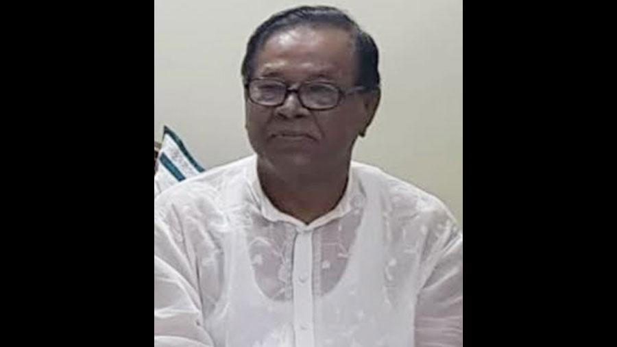 Former whip Md Ashraf Hossain no more