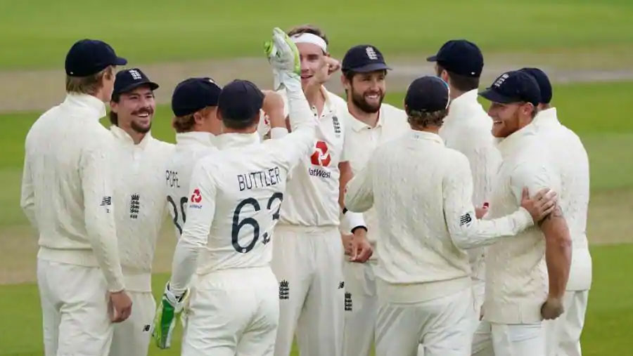 Stokes and Broad inspire England 2nd Test win