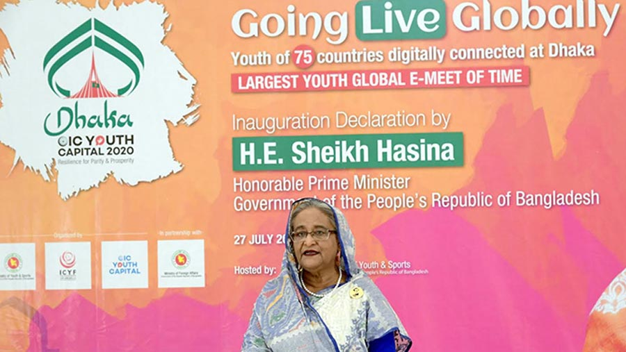 PM for engaging youths with decision-making to combat Covid-19