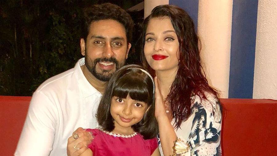 Aishwarya, Aaradhya discharged from hospital