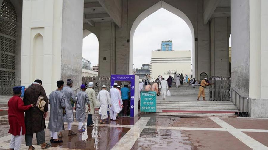 Govt calls to offer Eid prayers at nearby mosques