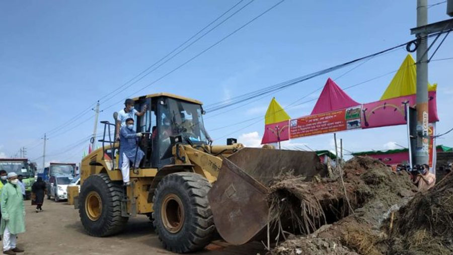 Animal wastes removed in capital within 24-hour