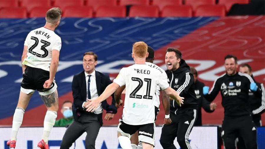 Fulham return to Premier League