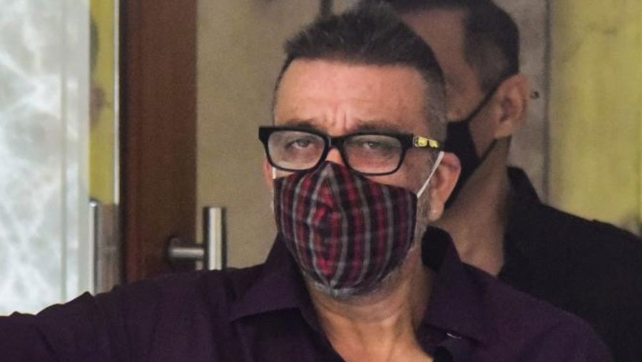 Actor Sanjay Dutt 'diagnosed with lung cancer'
