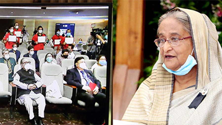 Six-Point Demand was outcome of Bangabandhu's sole thought: PM