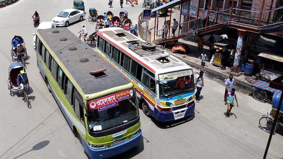 Public transport return to previous fare